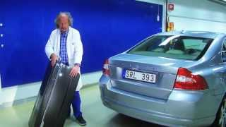 Download Volvo supercapacitors body panels - S80 prototype Video