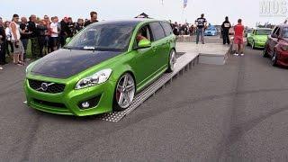 Download MOS besöker bilbyggaren Volvo-Rille Video