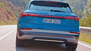 Download AUDI E-TRON SUV (2019) Features, Interior, Driving Video