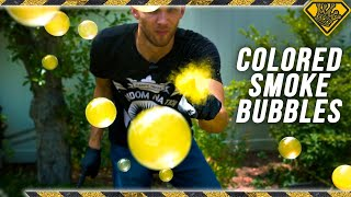 Download Try These SMOKE Bubbles Video