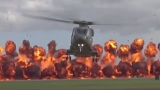 Download Grand Finale' Commando Helicopter Assault - Yeovilton Air Day 2015 Video