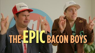 Download The Epic Bacon Boys: Internet Popularity Consultants (Hardly Working) Video