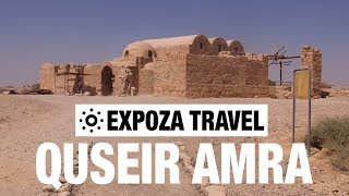 Download Quseir Amra (Jordan) Vacation Travel Video Guide Video