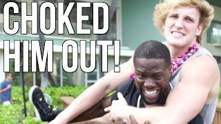Download I FOUGHT WITH KEVIN HART! Video