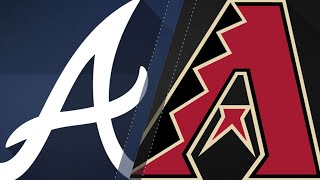 Download Inciarte's homer in 9th powers Braves to win: 9/9/18 Video