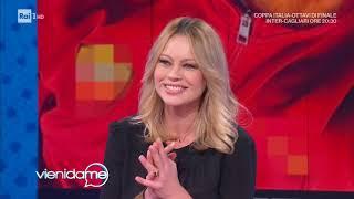 Download 'La lavatrice' con Anna Falchi - Vieni da me 14/01/2020 Video