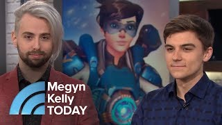 Download Meet 2 Kids Who Get PAID To Play Video Games, $50,000 Minimum! | Megyn Kelly TODAY Video