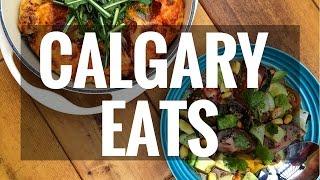 Download best Calgary restaurants Video