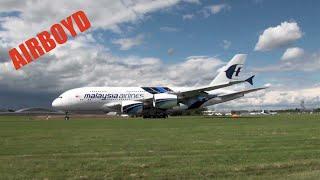 Download Airbus A380 Flight Demonstration - Farnborough Airshow Video