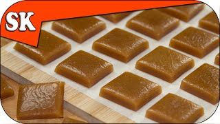 Download HOW TO MAKE CARAMELS - Chewy Caramel Toffee Video