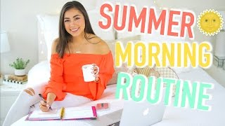Download Summer Morning Routine 2017 + Epic Workout! | Jeanine Amapola Video