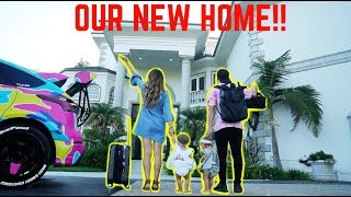 Download MOVING INTO THE TEAM 10 MANSION! *HOUSE TOUR* Video