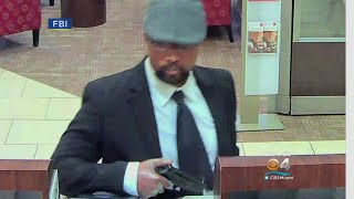 Download FBI Searching For Serial Bank Robber Dubbed 'The Business Bandit' Video