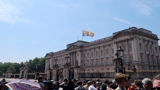 Download Official Queen's Birthday Parade Trooping the Colour 2018 Video