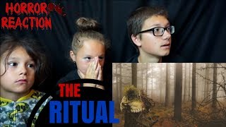 Download THE RITUAL Official Trailer Reaction!!! Video