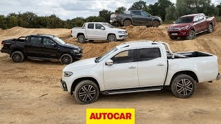 Download What's the best 4x4 pickup truck? | 2019 MEGATEST | Autocar Video