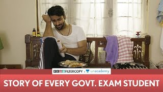 Download FilterCopy | Story Of Every Government Exam Student | Ft. Chandan Anand Video