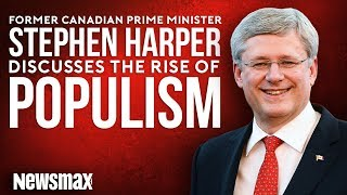 Download Stephen Harper on the Rise of Populism Video