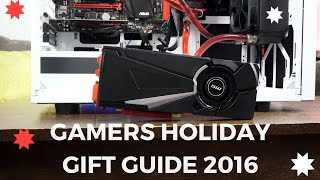 Download Gamer Holiday Gift Guide 2016!!! Video