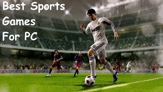 Download Best Sports Games For PC Video