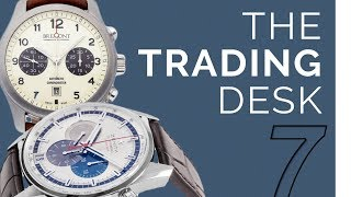 Download The Trading Desk   Watch Collecting Advice Video