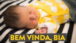 Download Bem vinda, Bia - Parto humanizado na banheira - Chata de Galocha Video