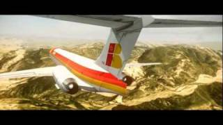 Download Caution Other Traffic - FSX HD MOVIE Video