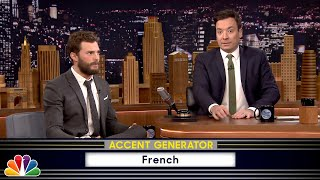 Download Fifty Accents of Grey with Jamie Dornan Video