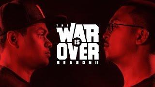 Download THE WAR IS OVER 2 EP.13 : DARKFACE vs REPAZE | RAP IS NOW Video