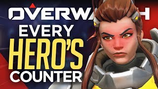Download 1 Tip to Counter EVERY HERO (Overwatch Advanced Guide) Video