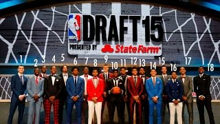 Download 5 Players From The 2015 NBA Draft That Will Be Busts Video