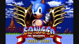 Sonic CD Music - Palmtree Panic (Past) [JP/EU] (SNES Soundfont) Free
