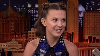 Download Millie Bobby Brown Does SPOT-ON Kardashian Impression & They Respond Video