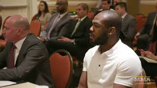 Download Opening Statements, Expert Witness Testimony in Jon Jones CSAC Doping Hearing - MMA Fighting Video