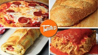 Download 12 Food Recipes That Will Leave You Stuffed For Days | Twisted Video