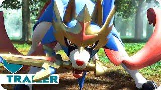 Download POKEMON Sword & Shield Trailer 2 (2019) Nintendo Switch Pokemon Game Video
