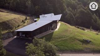 Download Future Homes: Self sufficient living in off-the-grid Tasmanian home Video