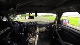 Download GT Academy 370Z GT4 - Sport & GT Race @ Castle Combe Video