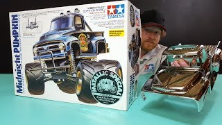 Download Tamiya CW 01 Midnight PUMPKIN 2006 2WD 1/12 unboxing and review Video