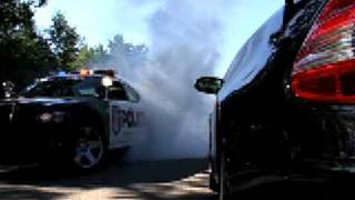 Download Dodge Charger Police Car Burnouts!! Video