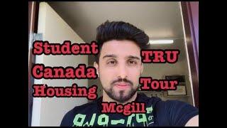 Download International student in Canada Housing (Thompson Rivers University)(McGIll Housing)VLOG 2 Video