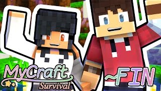 Download The Finale! | MyCraft Minecraft Survival | END Video