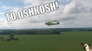 Download I brought my homemade airplane to OSHKOSH (worlds largest airshow) Video