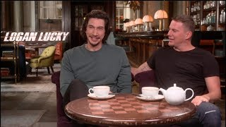 Download Adam Driver on making martinis with one arm Video