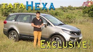 Download Tata Hexa Honest Review - Hinglish Video