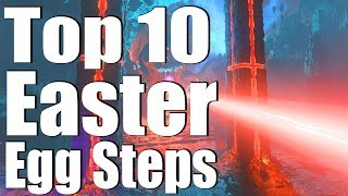 Download TOP 10 HARDEST EASTER EGG STEPS IN ZOMBIES! Video