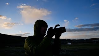Download Landscape and Wildlife Photography in Yellowstone National Park - Day 2 Video