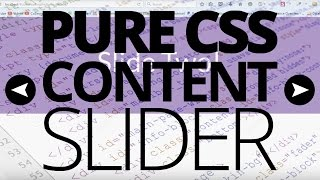 Download Simple CSS Content Slider! [VOICE TUTORIAL] Video