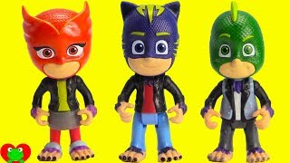 Download PJ Masks Imposters Wolfy Kids Disguise Video