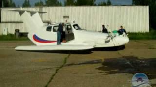 Download Ekranoplan Aquaglide-5 (part 1) Video